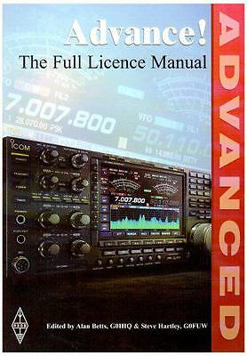 Advance: The Full Licence Manual by Alan Betts, Steve Hartley | Paperback Book |