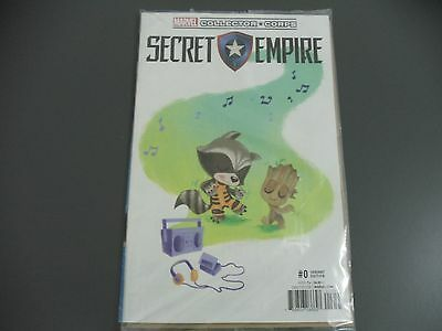 Secret Empire #0 Marvel Collector Corps Exclusive Funko Pop Vinyl Variant Cover