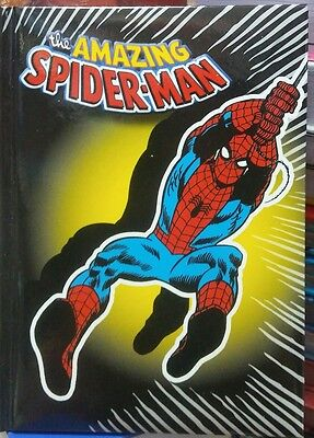 DIARIO SCUOLA SPIDERMAN THE AMAZING cm 13.5x18.5