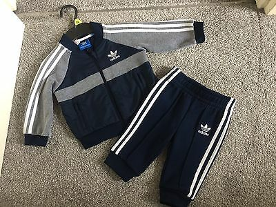 Baby Boys 3-6 Months Adidas Tracksuit / Outfit / Clothes Bundle