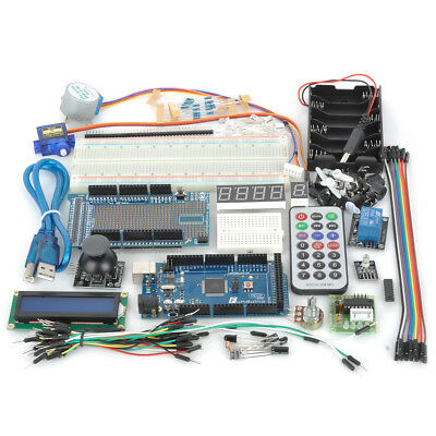 C Experiment Kit With Development Expansion Board For Arduino