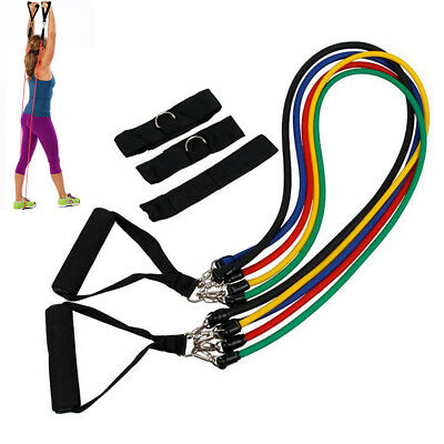 Resistance Exercise Bands Ankle Band Set for Yoga Gym Fitness