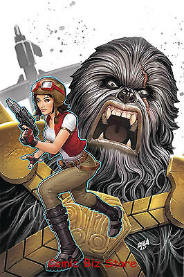 Star Wars Doctor Aphra Annual  #1 (2017) 1St Printing Bagged & Boarded Marvel