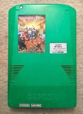 Dungeons & Dragons Tower of Doom CPS2 Arcade B Board Only *US SELLER*