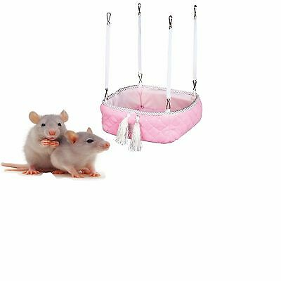 Trixie My Princess Cuddly Hanging Cage Bed Hamsters, Pet Rats And Rodents 62970