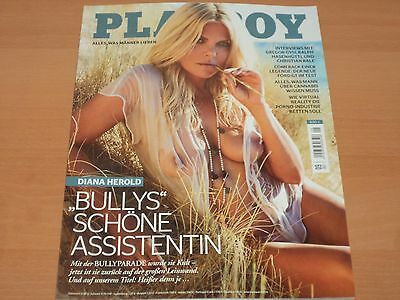 PLAYBOY DIANA HEROLD Ausgabe September 09/2017!