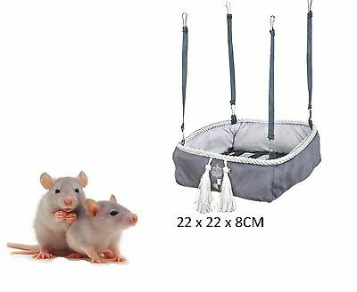 Trixie My Prince Cuddly Hanging Cage Bed Hamsters, Pet Rats And Rodents 62970