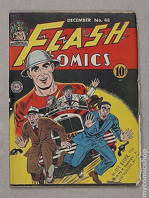 Flash Comics (1940 DC) #48 FR 1.0