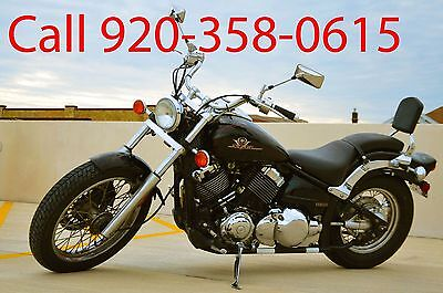 1999 Yamaha V Star  650 Classic ◄VIDEO► Road Ready 11k Miles WORLD SHIPPING XVS65A V-Star Cruiser