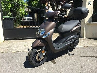 Scooter MBK OVETTO 4T