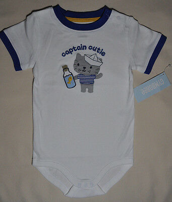 GYMBOREE baby toddler boy one piece bodysuit size 18-24 months NWT boys top