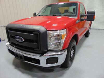 2013 Ford F-250 XL 2013 Ford F250 Work Truck Long Bed 6.2 Gas V8 Cheap Work Truck No Reserve!!!!!