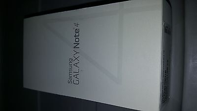 Samsung Galaxy Note 4 T-Mobile Box, Manual, Charger & Earphones Only! No Phone!