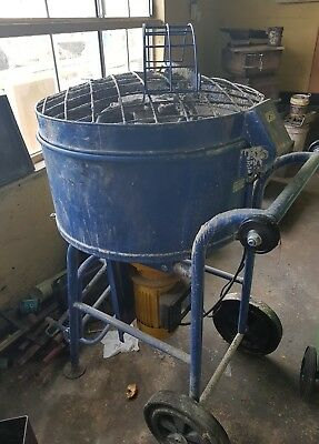 Screed mixer rubber or concrete mixer heavy duty motor (screed master)