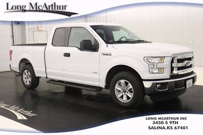 "2015 Ford F-150 XLT EXTENDED CAB TRUCK MSRP $36390 17"" WHEELS LOCKING REMOVABLE TAILGATE A/C CRUISE POWER LOCKS AND WINDOWS"