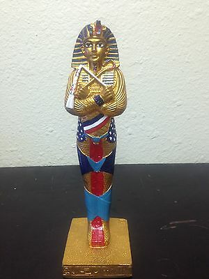 Pharaoh God Ramses II beautiful and design and color Egyptian status 5lb weight