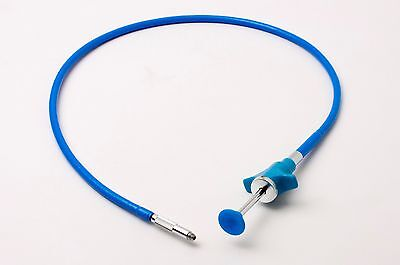 """Unbranded 21.50"""" Blue Locking Shutter Release Cable - Germany (#2446)"""