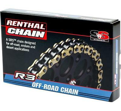 Renthal R3-3 520 O-Ring Chain 520 x 120 Links for Off Road MX Motorcycle C416