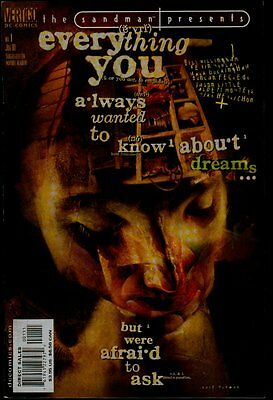 SANDMAN Presents #1 Everything You Always Wanted To NM