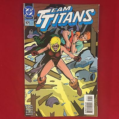 Team Titans 017 #17 Feb 1994 DC Comics