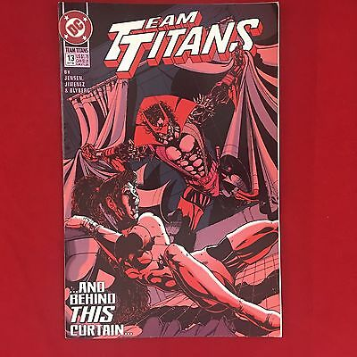 Team Titans 013 #13 Oct 1993 DC Comics