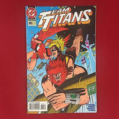 Team Titans 020 #20 May 1994 DC Comics
