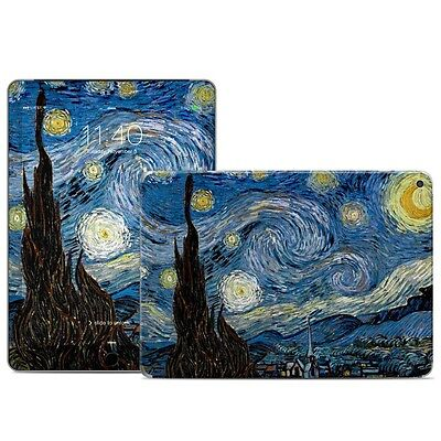 Van Gogh's Starry Night Skin For iPad Retina Air Pro 2 3 4 Vinyl Decal Cover