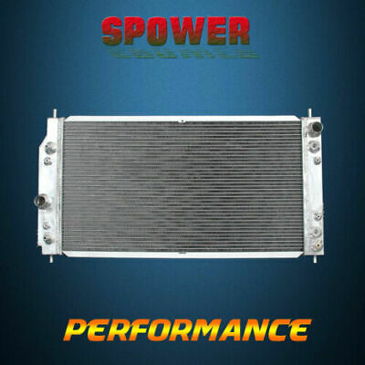 3-Row/CORE Aluminum Radiator For Chrysler 300M Intrepid Dodge Intrepid V6 98-04