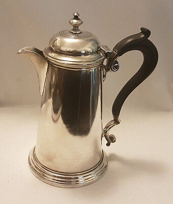Antique Coffee Pot Silver Plated  Martin Hall & Co Martinoid 1,5 pint