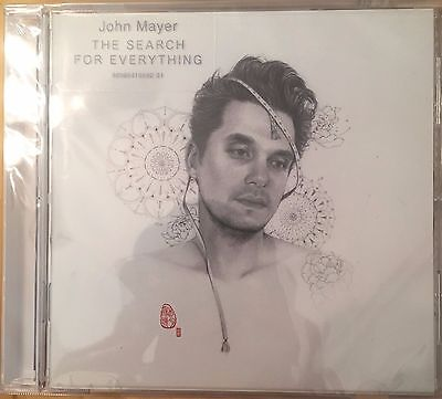 The  Search for Everything by John Mayer CD, Brand New, Sealed