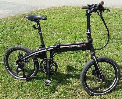 elektro klapprad 20 zoll alu elektrofahrrad ebike e bike pedelec akku fahrrad eur 381 00. Black Bedroom Furniture Sets. Home Design Ideas