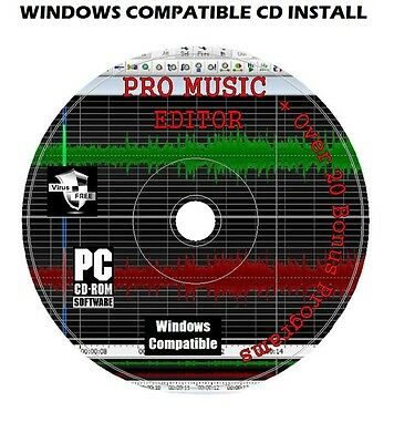 Evp Software - Listen Edit Amplify Record On Your Pc - Ghost Hunting Equipment