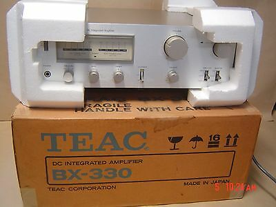Teac Amplifier BX-330 with MM & MC Phono