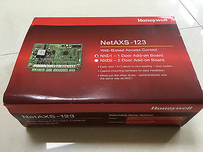 Honeywell NetAXS-123 Web Based NXD1 - 1 Door Add-On Board