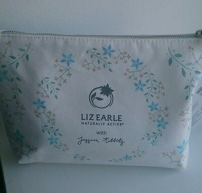Brand New - Limited edition Liz Earle bag by Jessica Tibbits