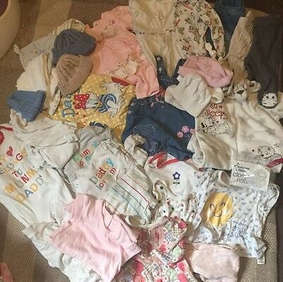 Large baby girl newborn, Up To 1 Month bundle
