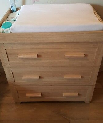 Mothercare Stretton changing unit