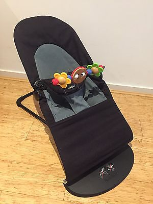 Baby Bjorn Babysitter Balance Bouncer With Toy Bar