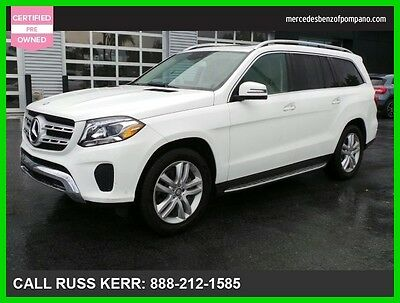 2017 Mercedes-Benz Other GLS 450 2017 GLS 450 Certified All Wheel Drive We Finance and assist with Shipping