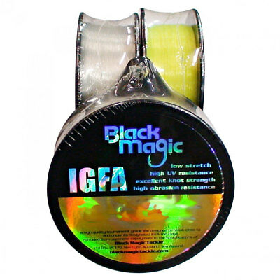 Black Magic IGFA Fishing Line Mono