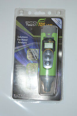 Eco Tester TDS low Meter