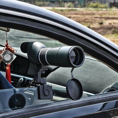 Car Auto Window Mount Holder Black for Camera Monocular Telescope Spotting Scope