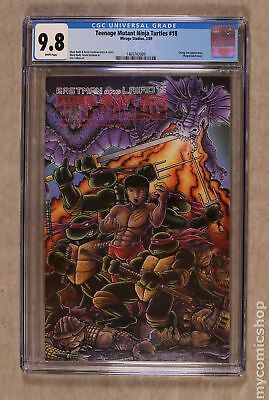 Teenage Mutant Ninja Turtles (1985) #18 CGC 9.8 1465747009