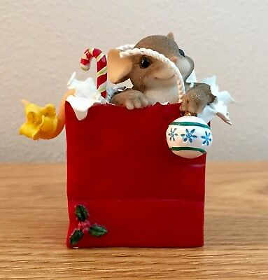 Charming Tails Your Gift Is In the Bag