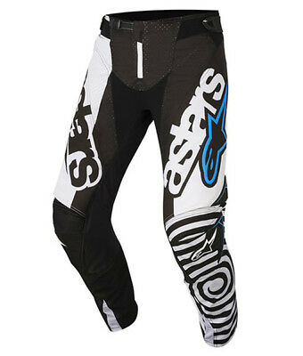 2018 Alpinestars Techstar Venom Pant Black/White