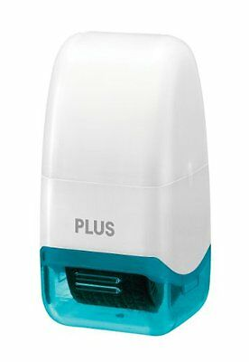 Plus Guard Your ID Mini Roller Stamp White
