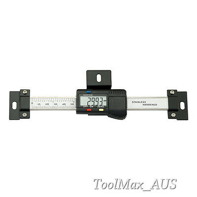 "Digital Readout Scales Horizontal 100 - 500mm /   4""  6""  8""  12""  16""  20"""