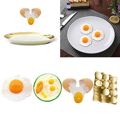 3D Creative Egg Fridge Magnet Refrigerator Magnet Funny Resin Sticker  2017 Hot