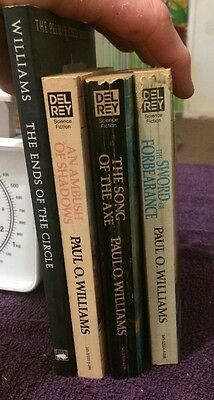 Paul O. Williams x 4 Titles In Listing