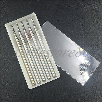 Dental Lab Bur SBT Tungsten Steel Drills Burs For Low Handpiece S33 016(HP702)